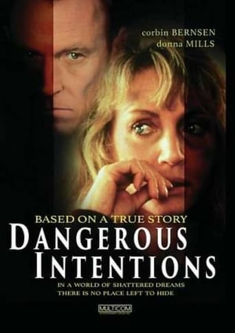 Poster of Dangerous Intentions