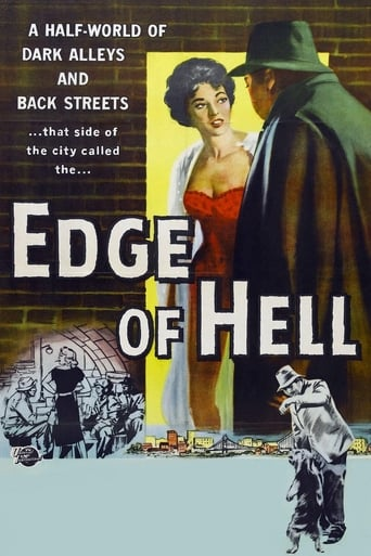 Poster of Edge of Hell