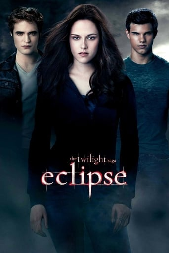Official movie poster for The Twilight Saga: Eclipse (2010)