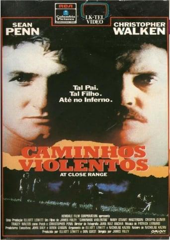 Caminhos Violentos - Poster