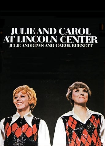 Poster of Julie and Carol at Lincoln Center