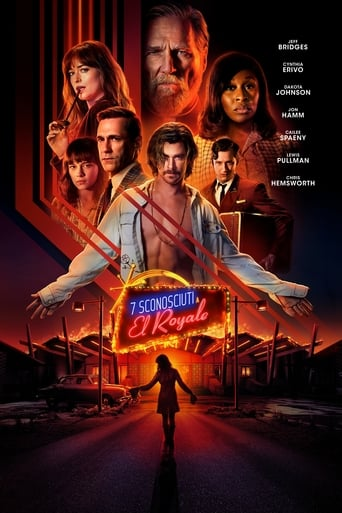 Poster of 7 Sconosciuti a El Royale