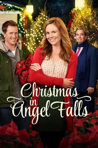 Poster of Christmas in Angel Falls