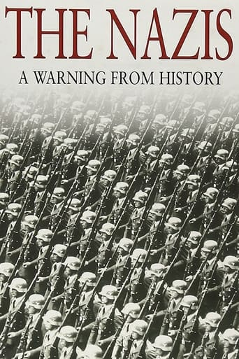 Poster of The Nazis: A Warning from History fragman