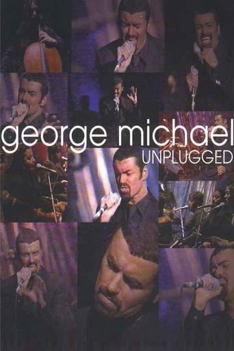 Poster of George Michael - Unplugged