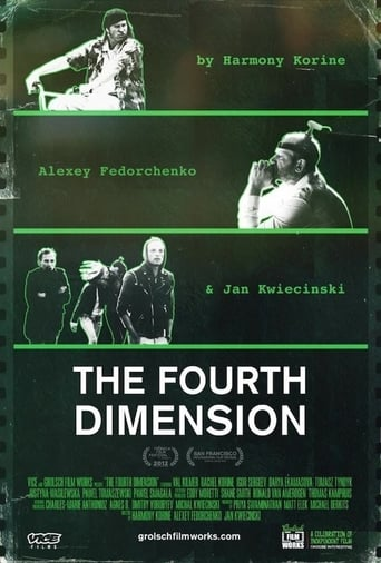 Poster of The Fourth Dimension
