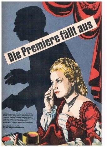 Poster of Die Premiere fällt aus