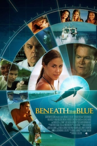 Poster of Beneath the Blue