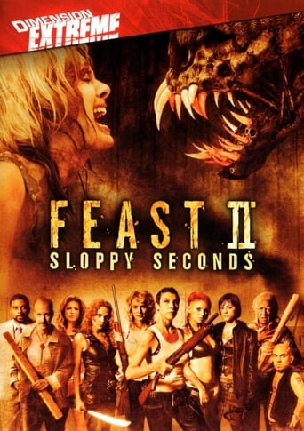 Poster of Feast II: Sloppy Seconds