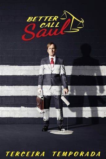 Better Call Saul 3ª Temporada - Poster