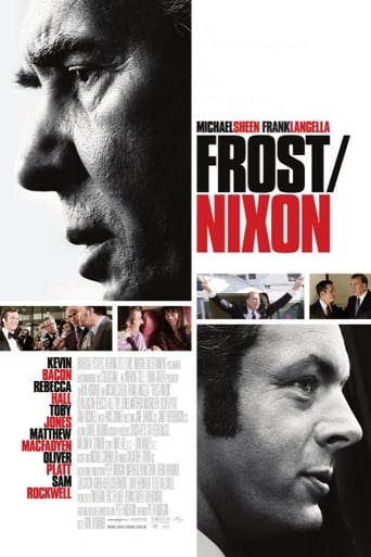 Frost/Nixon - Drama / 2009 / ab 6 Jahre
