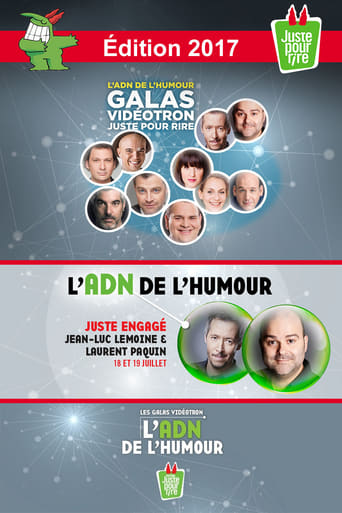 Poster of Juste Pour Rire 2017 - Gala Juste Engagé