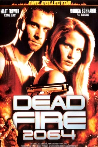 Poster of Dead Fire