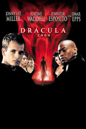 Drácula 2000 - Poster