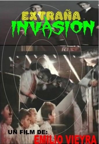 Poster of Strange Invasion