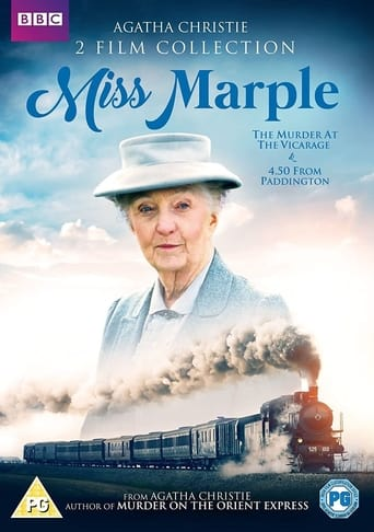 Poster of Agatha Christie: Miss Marple. El tren de las 4:50 de Paddington