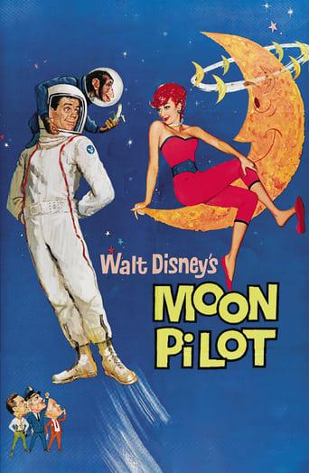 Poster of Moon Pilot