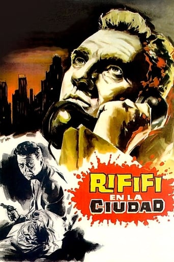 Poster of Rififi in the City