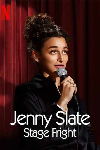 Poster of Jenny Slate: Stage Fright