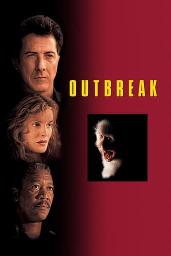 Official movie poster for Outbreak (1995)