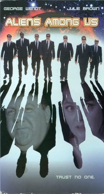 Official movie poster for Alien Avengers II (1998)