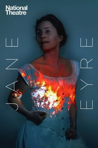 Poster of National Theatre Live: Jane Eyre