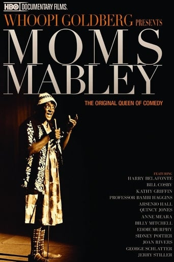 Poster of Whoopi Goldberg Presents Moms Mabley