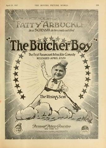 The Butcher Boy Movie Poster
