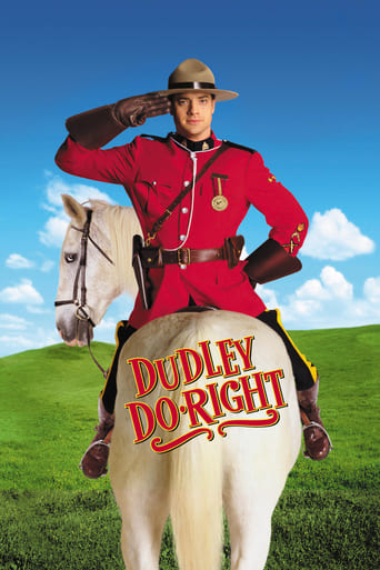 Poster of Dudley Do-Right
