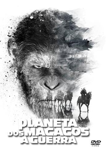 Planeta dos Macacos: A Guerra - Poster