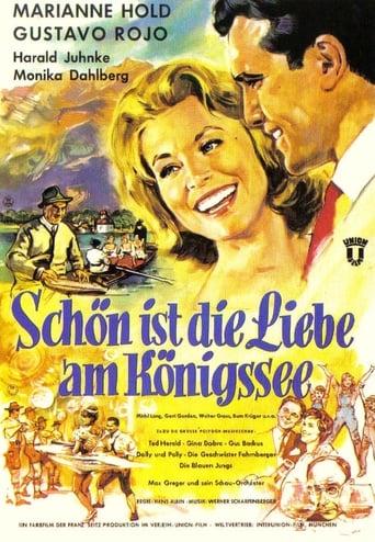 Poster of Schön ist die Liebe am Königssee