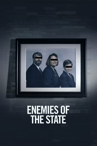 Poster Enemies of the State