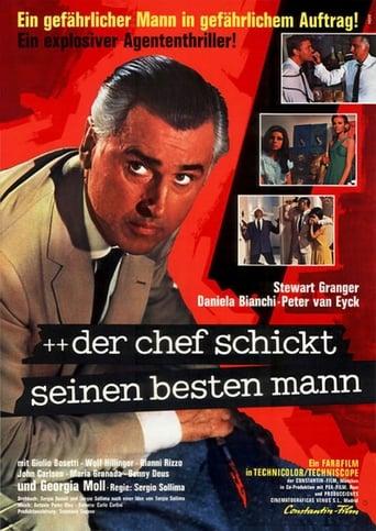 Poster of Requiem per un agente segreto