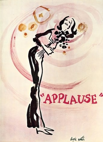 Poster of Applause