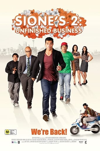 Poster of Sione's 2: Unfinished Business