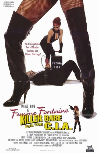 Poster of Femme Fontaine: Killer Babe for the C.I.A.