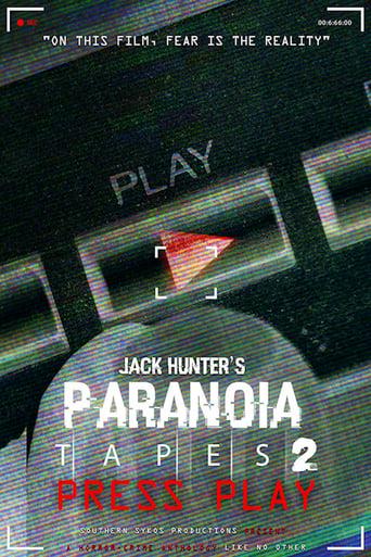 Paranoia Tapes 2: Press Play