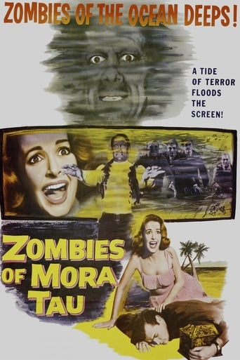 Poster of Zombies of Mora Tau