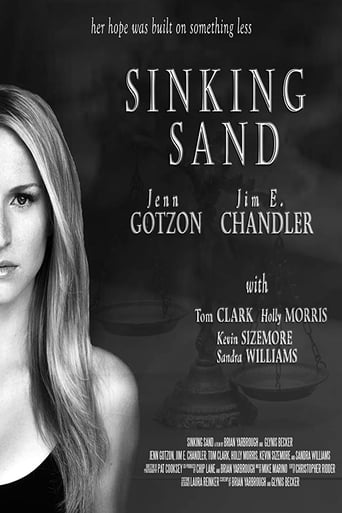 Poster of Sinking Sand