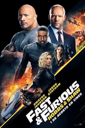 Velozes & Furiosos: Hobbs & Shaw - Poster