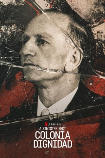 Poster A Sinister Sect: Colonia Dignidad