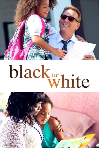 Poster of Black or White
