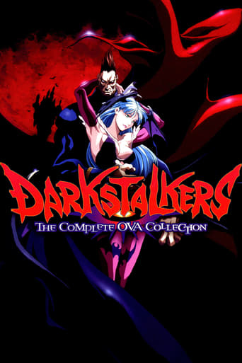 Poster of Night Warriors: Darkstalkers' Revenge