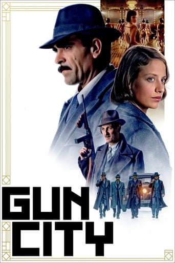 Poster of Gun City