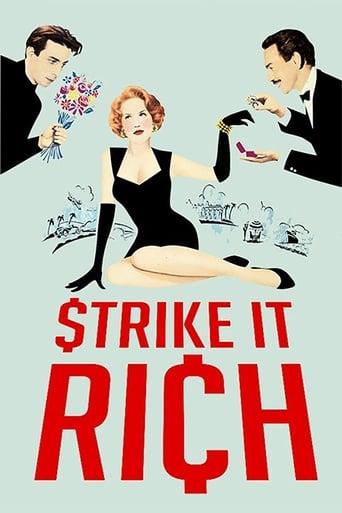 Poster of Strike It Rich