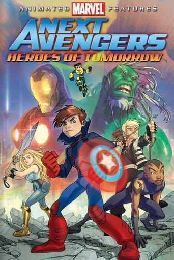 Watch Next Avengers: Heroes of Tomorrow Free Online Solarmovies