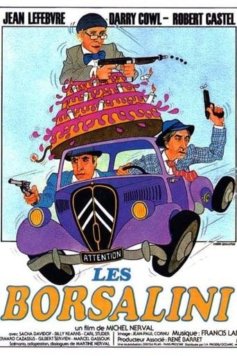 Poster of Les Borsalini