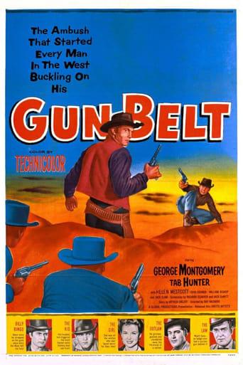 Poster of Gun Belt