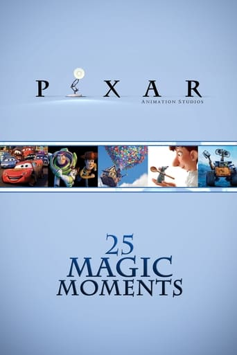 Poster of Pixar 25 Magic Moments