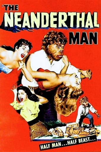 Poster of The Neanderthal Man